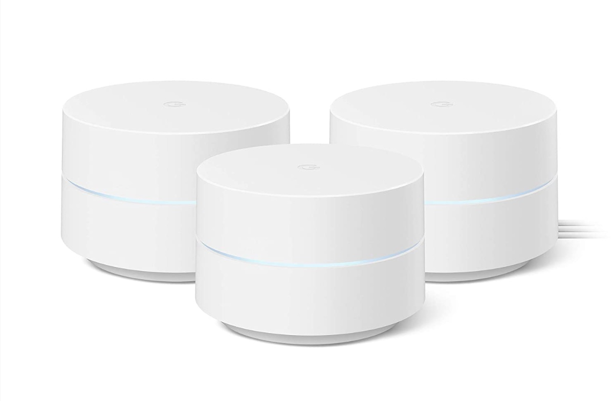 Image of article 'Google Wifi Whole Home Mesh Wi-Fi System Drops to $175 Once Again, Save $25 with this Deal'
