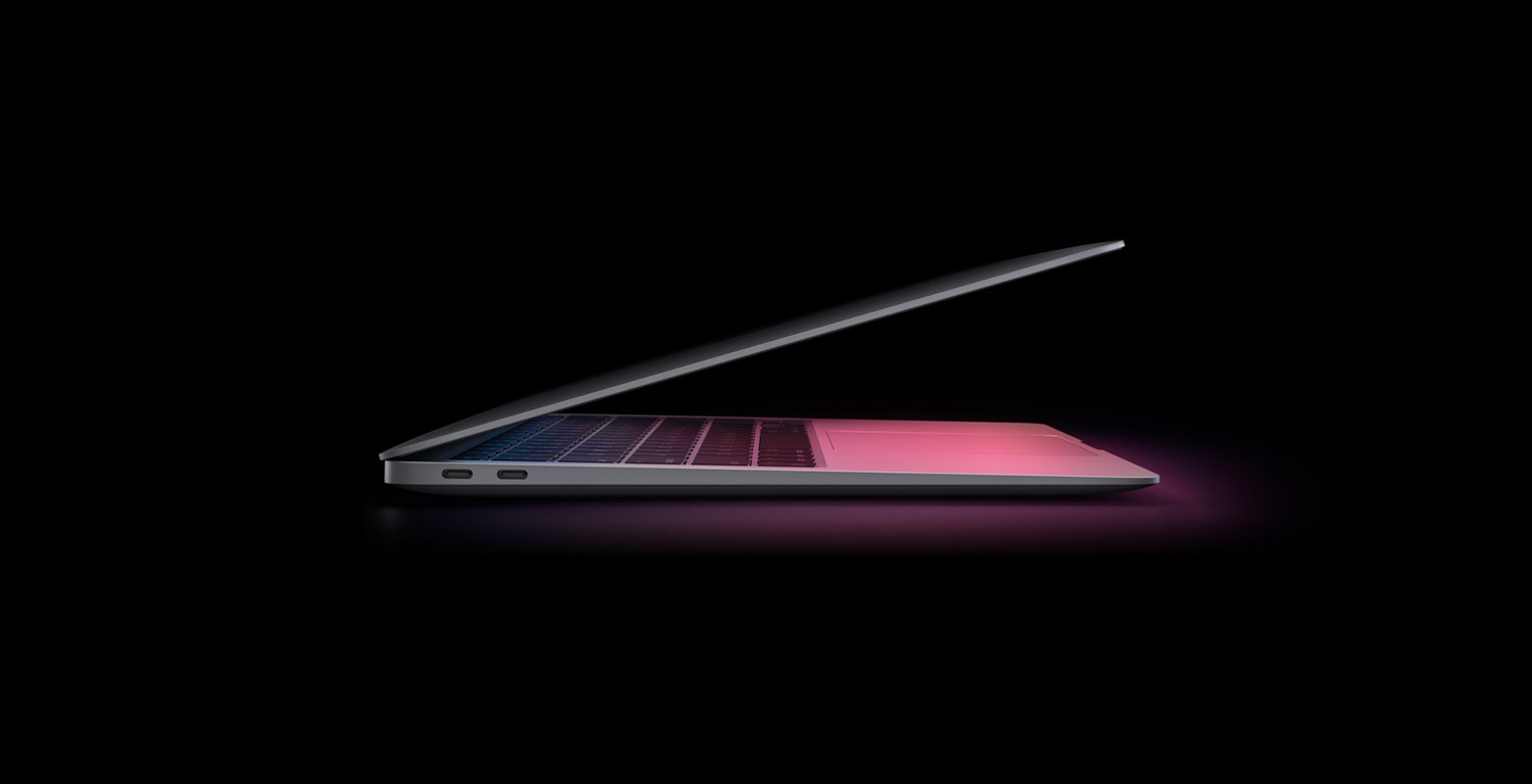 MacBook Air With MagSafe, Thinner and Lighter Form Factor ...