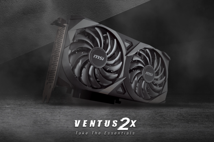 Image of article 'MSI Announces MSI GeForce RTX 3060 Ti Ventus 2X OC V1'