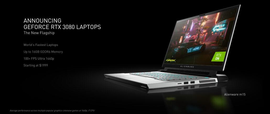 NVIDIA GeForce RTX 3080, RTX 3070, RTX 3060 Mobility GPU TGP, cTGP, PPAB Power Configurations Detailed