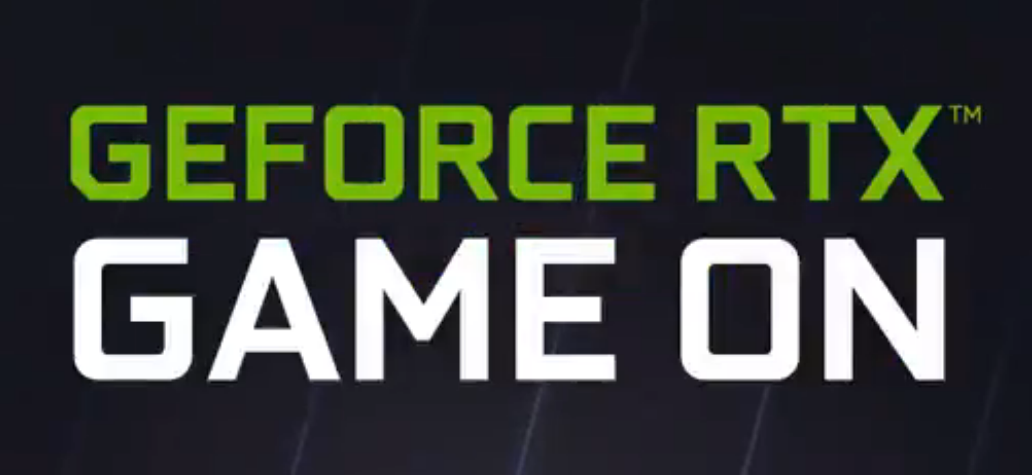 NVIDIA Teases Four GeForce RTX 'Game On' Announcements For ...