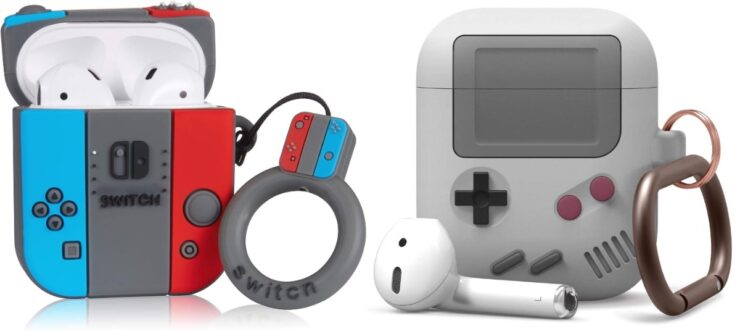 These are the best fancy and funny cases for AirPods 1 and 2 available right now