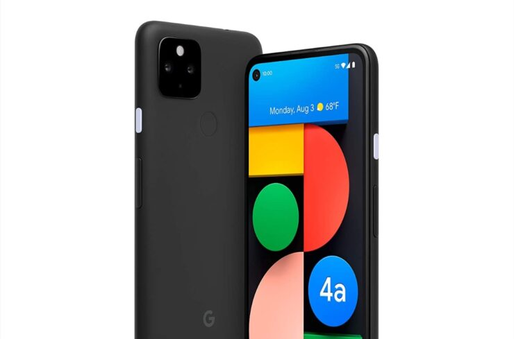 Google Pixel 4a 5G $40 off today