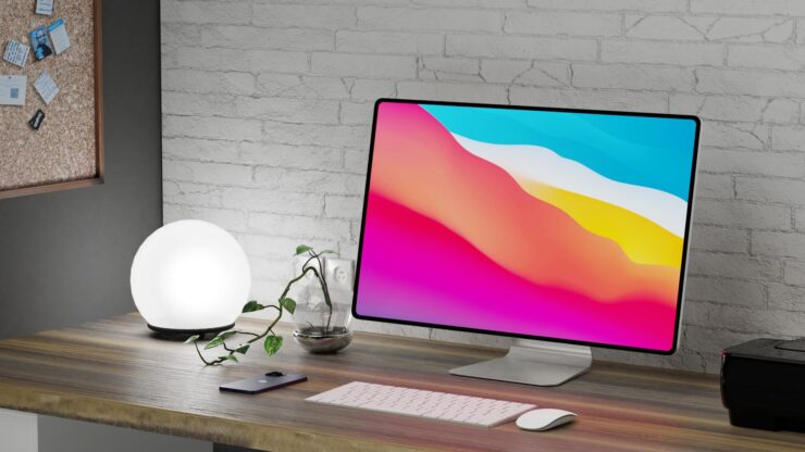 Redesigned iMac With Apple Silicon Could Be Unveiled in March, According to Cryptic Tweet