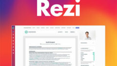 Rezi Résumé Software Pro Lifetime Subscription