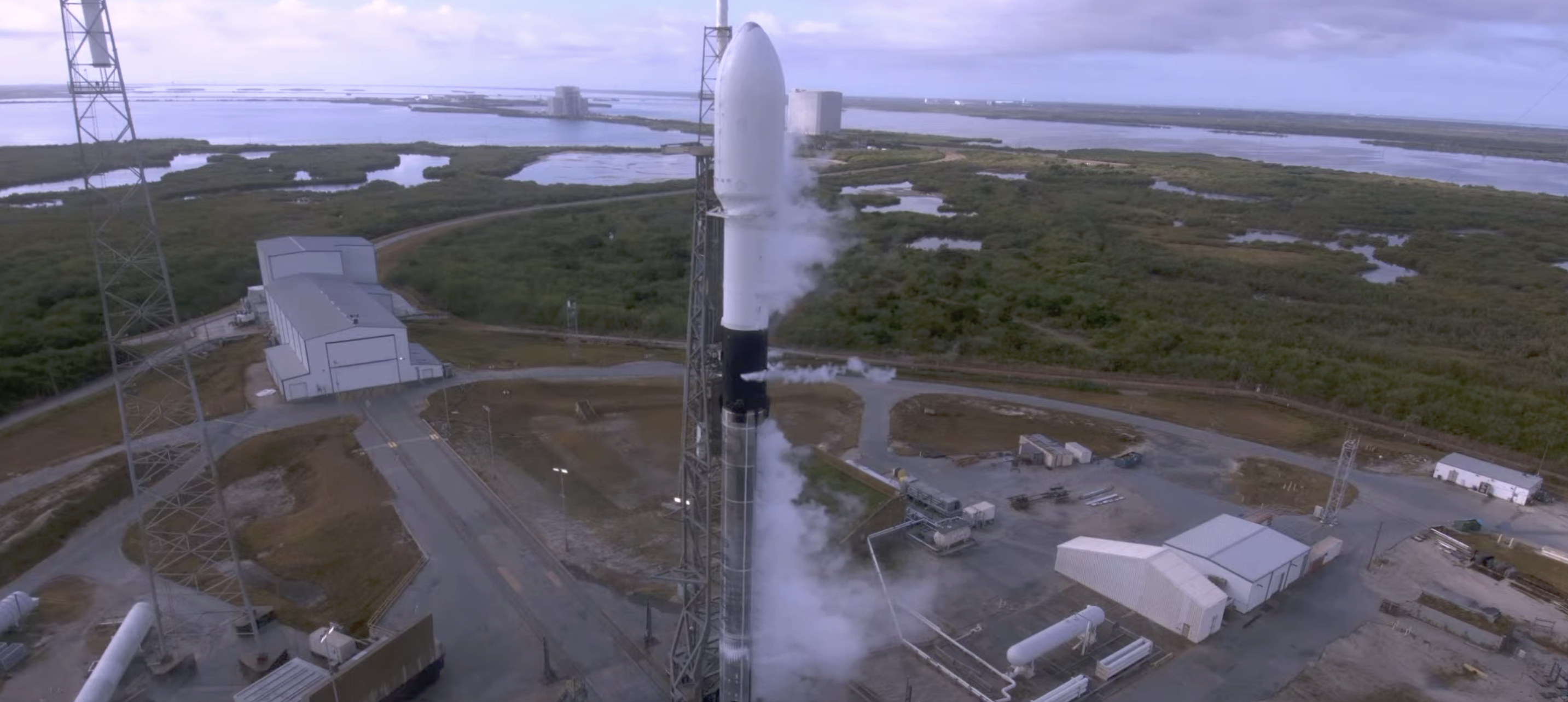 SpaceX Launches Maiden Dedicated Ride-share Mission With Controversial  Payload