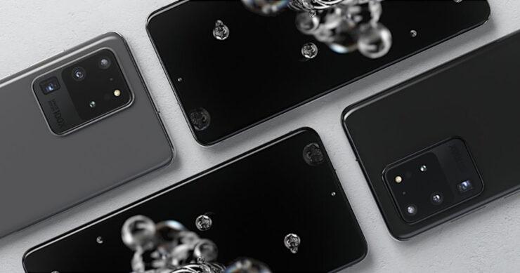 Samsung Galaxy S21 Galaxy Unpacked 2021 event