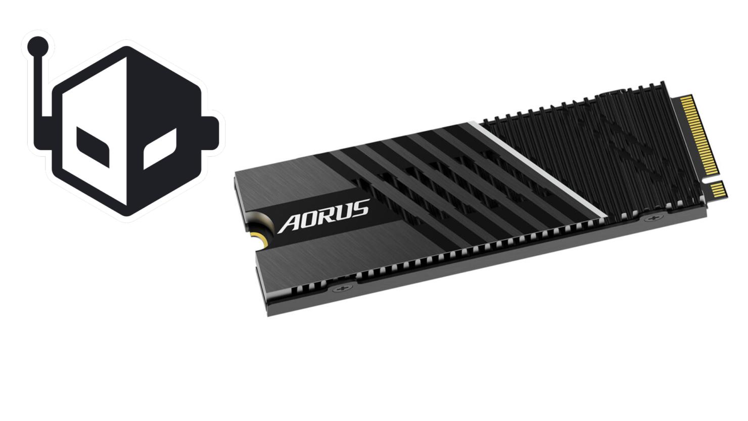 AORUS Gen4 7000s