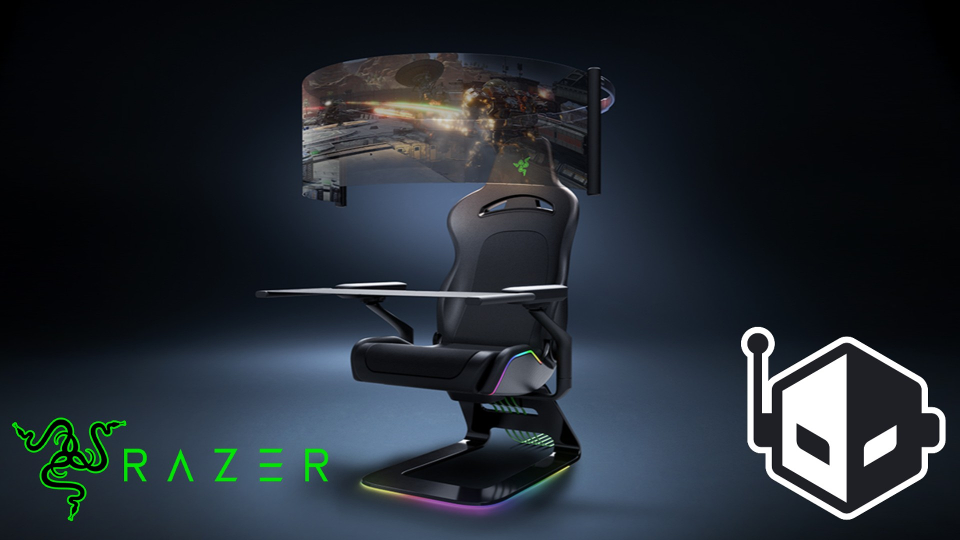 Razer Has Announced PROJECT BROOKLYN, A Unique Gaming Chair