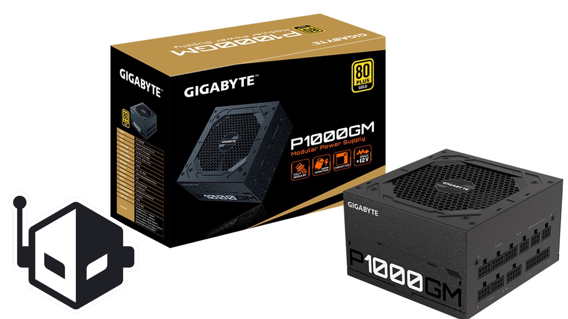 Image of article 'GIGABYTE Announces the P1000GM Power Supply'