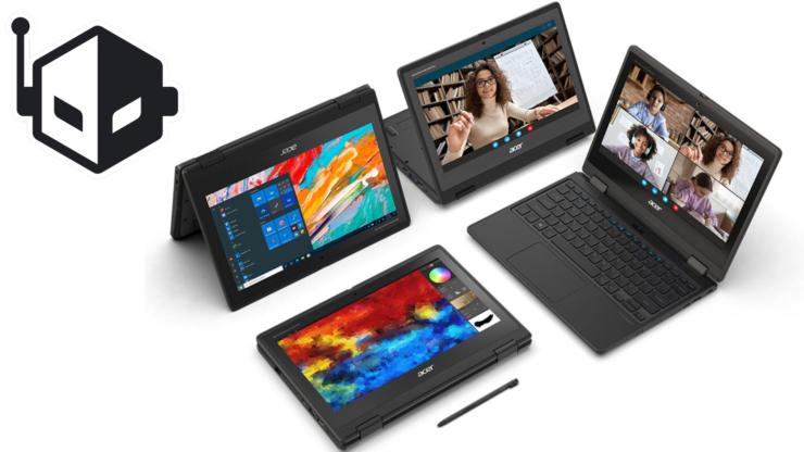 Acer presenta el nuevo portátil TravelMate Spin B3