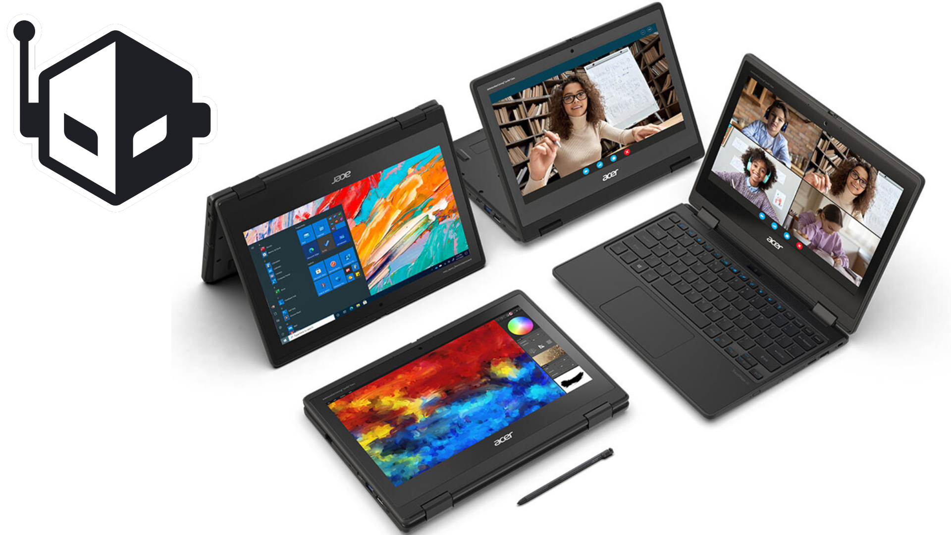 Acer Introduces The New TravelMate Spin B3 Laptop