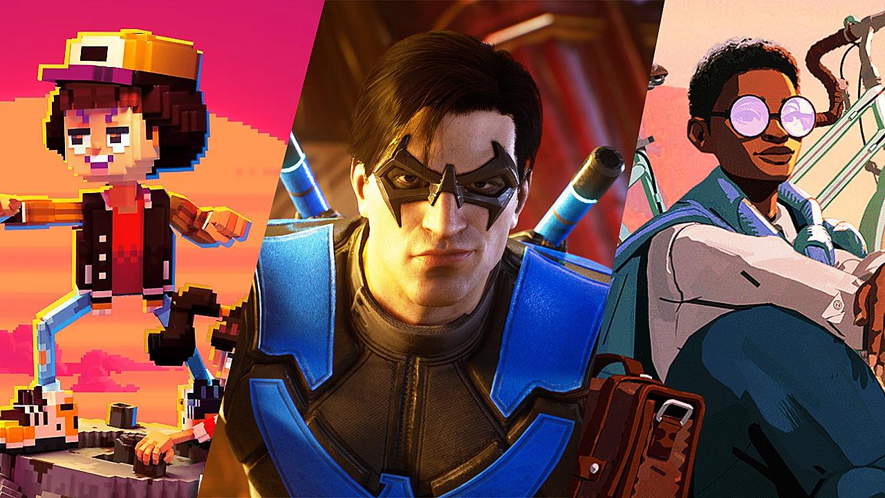 Gotham Knights Canadian Games
