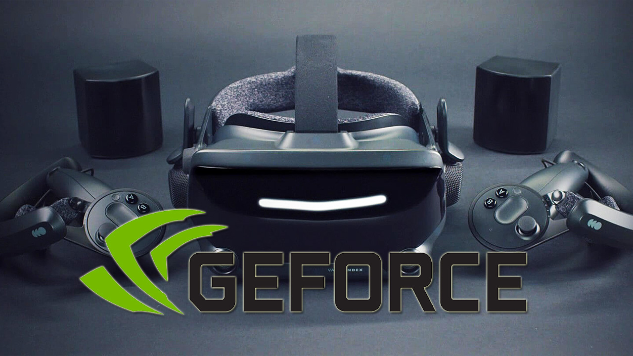 NVIDIA GeForce Hotfix Version 461.33 Finally Addresses SteamVR Stutter Issues