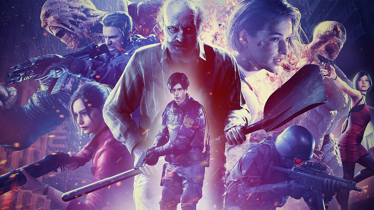 Resident Evil Re:Verse Capcom