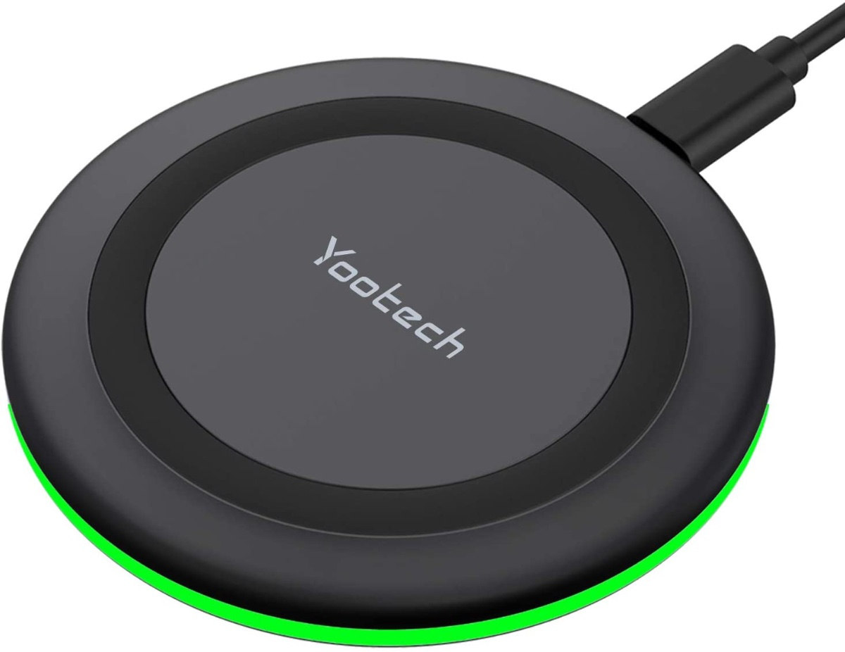 Yootech Wireless Charger available for just $9.19