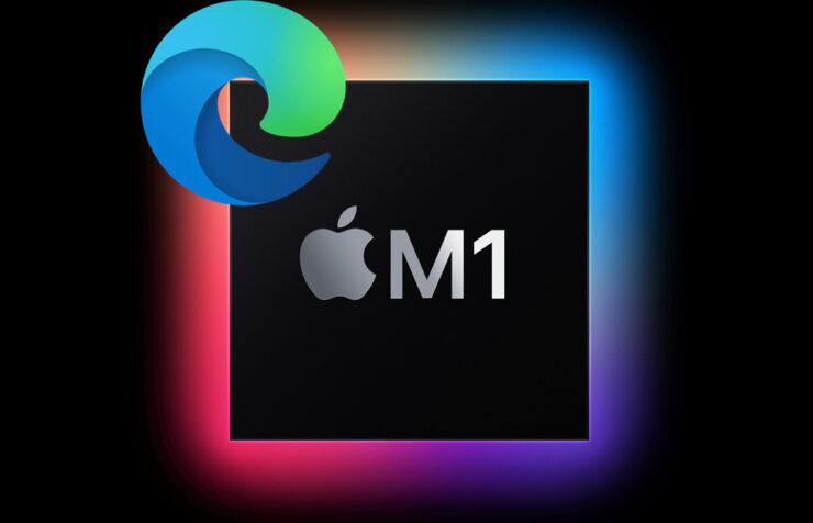 download Microsoft Edge with apple m1 support