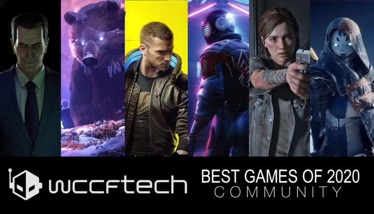 Wccftech Community's Best Games of 2020