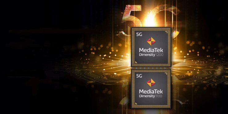 MediaTek Announces 6nm Dimensity 1100 and 1200 Chipsets