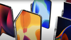 First Foldable iPhone to Get a Chemically Strengthened Ceramic Shield Glass That Can Bend Without Breaking