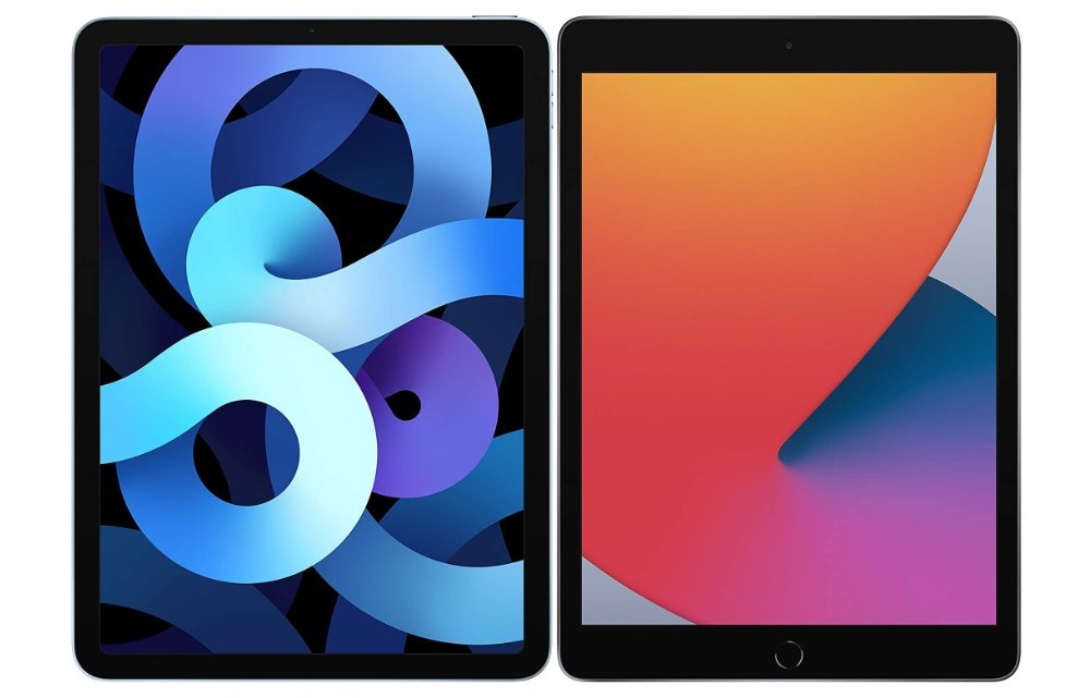 Save up to $50 on brand new iPad 8 and iPad Air 4