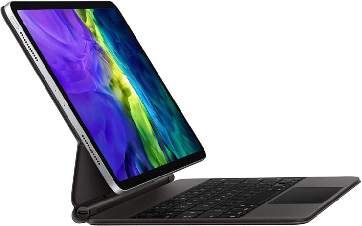 Magic Keyboard for iPad currently $100 off