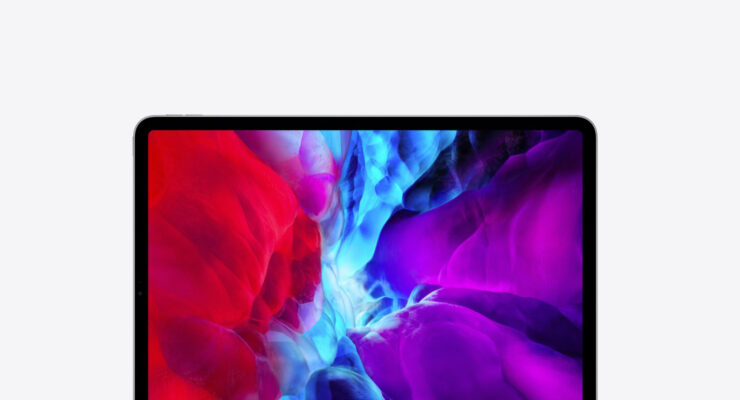 2021 iPad Pro CAD Renders