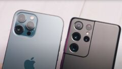Early Galaxy S21 Ultra vs iPhone 12 Pro Max Camera Comparison Shows Each Flagship Has Strengths, Weakness in Certain Conditions