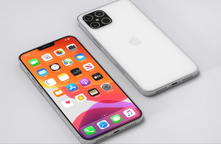 iPhone 13 Notch
