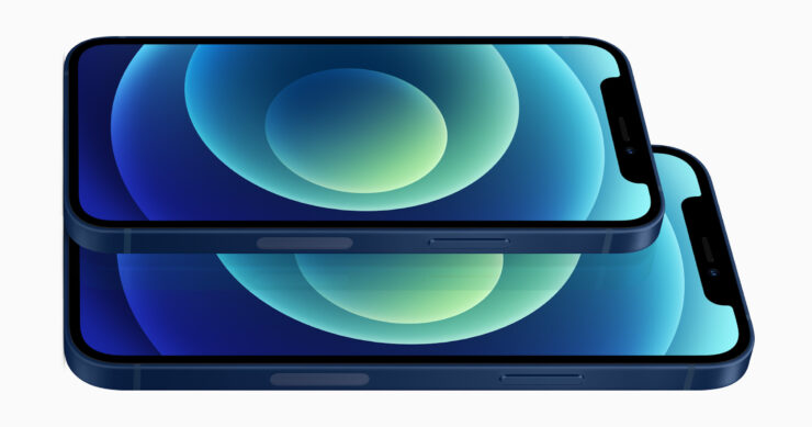 Apple Reportedly Placed a Large mmWave 5G Antenna Order for the Upcoming iPhone 13 Family