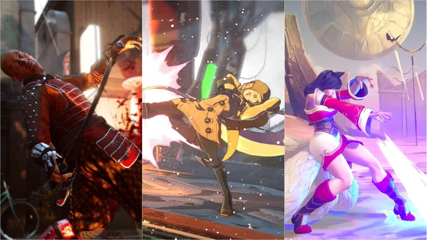 Most Anticipated Fighting Games 2021