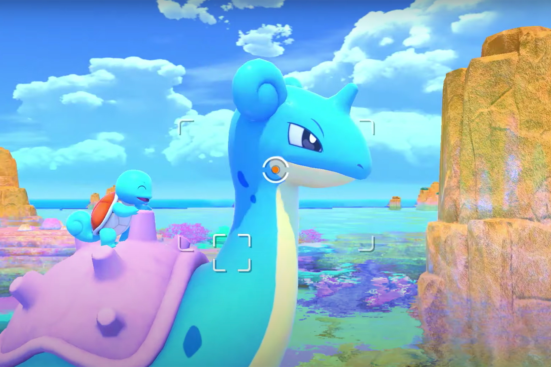 Image of article 'New Pokémon Snap Brings Players to the Lental Region This April'