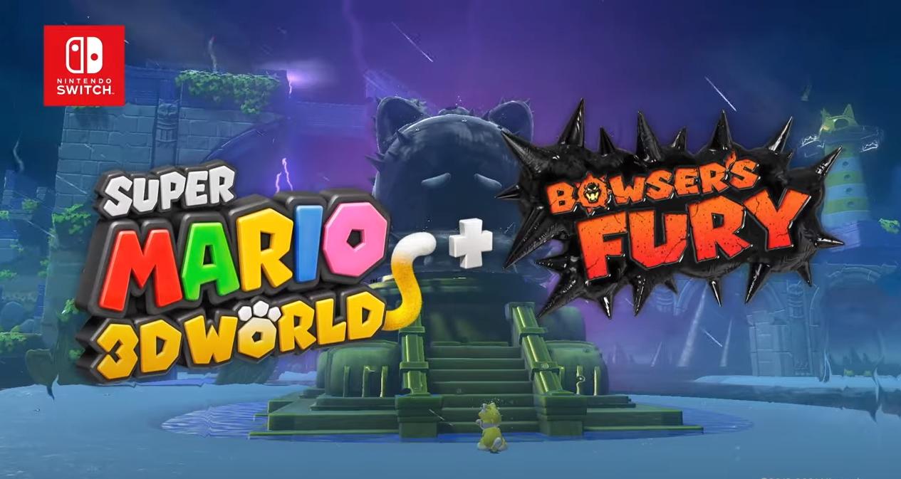 super mario 3d world bowsers fury nintendo direct