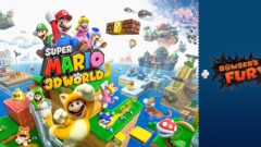super mario 3d world bowser's fury trailer today switch