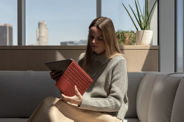 surface pro 7 type cover