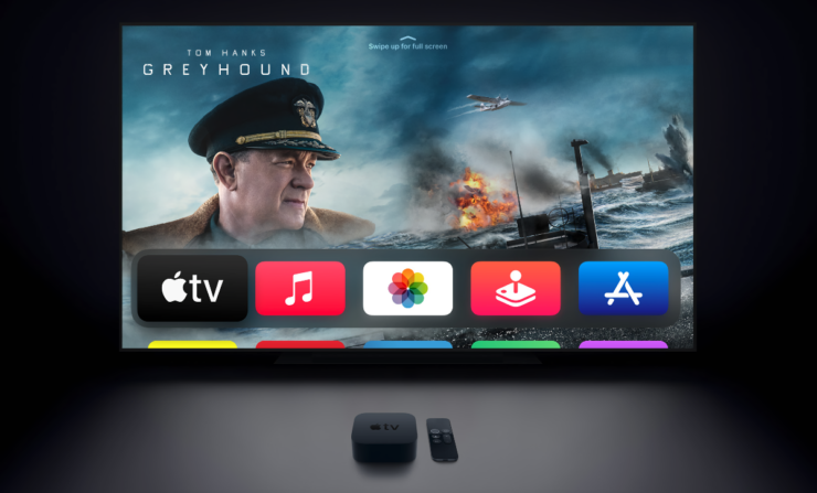 tvOS 14.4 now available for download