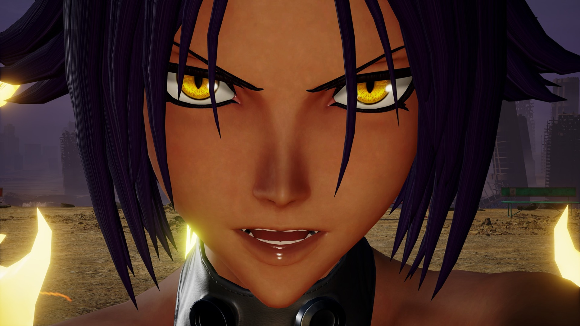 Jump Force Debuts New Yoruichi Gameplay Release Trailer