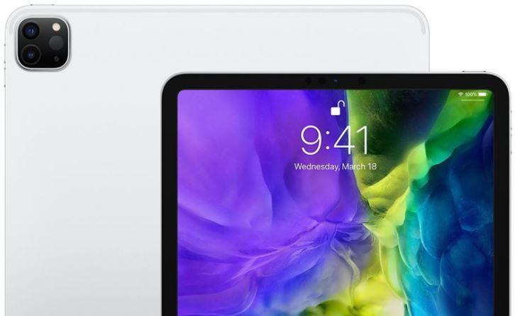 12.9-inch iPad Pro with mini-LED display