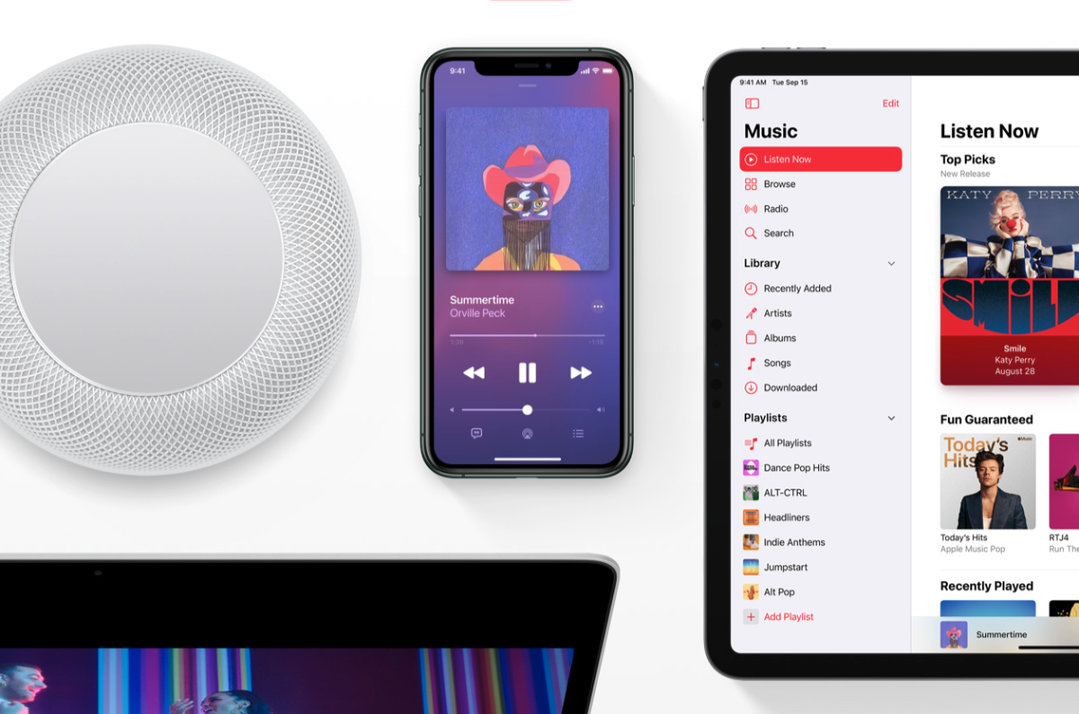 Get 5 months of Apple Music for free