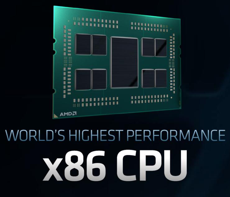 AMD Breaks Cinebench World Record With Its 3rd Gen EPYC Milan CPUs Proving That Next-Gen Ryzen Threadripper HEDT CPUs