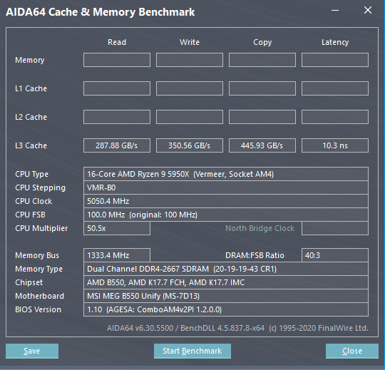 AMD AGESA 1.2.0.1 BIOS Firmware Official - Adds Various Bug Fixes And Improvements For Ryzen 5000 Desktop CPUs, L3 Cache Performance Fix 1