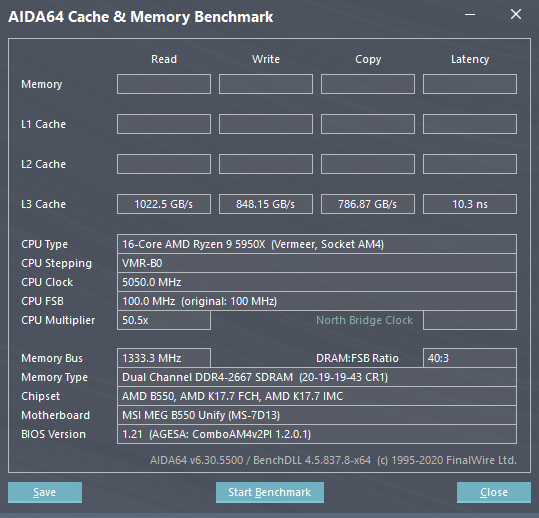AMD AGESA 1.2.0.1 BIOS Firmware Official - Adds Various Bug Fixes And Improvements For Ryzen 5000 Desktop CPUs, L3 Cache Performance Fix 2