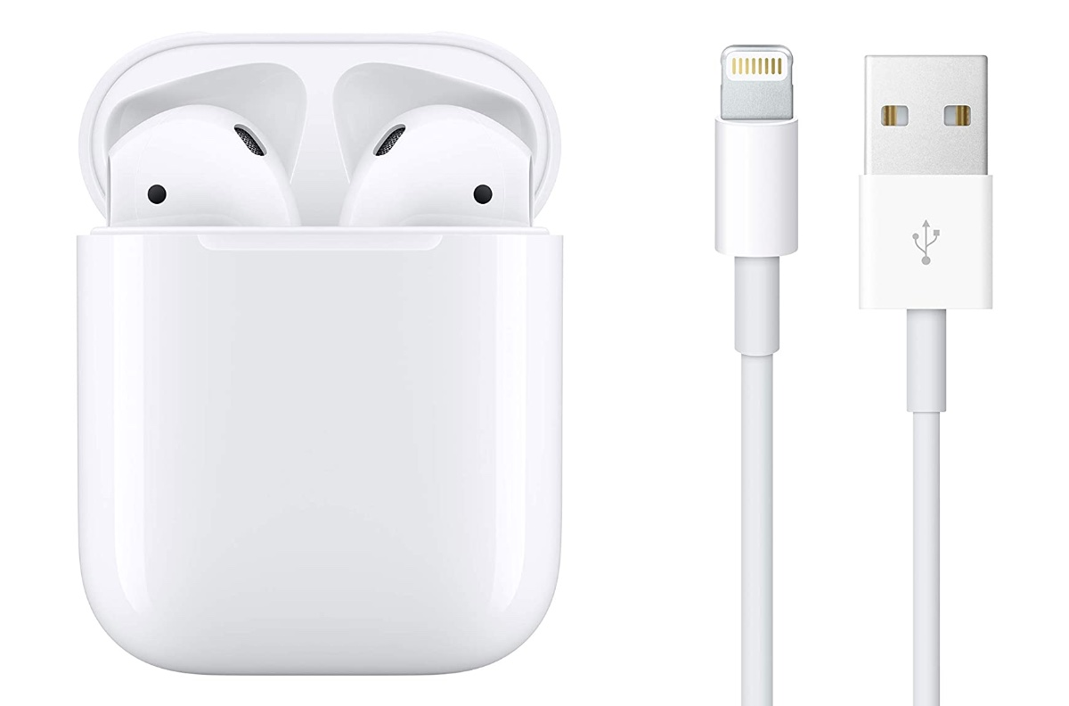 AirPods drop to holiday season pricing of $109