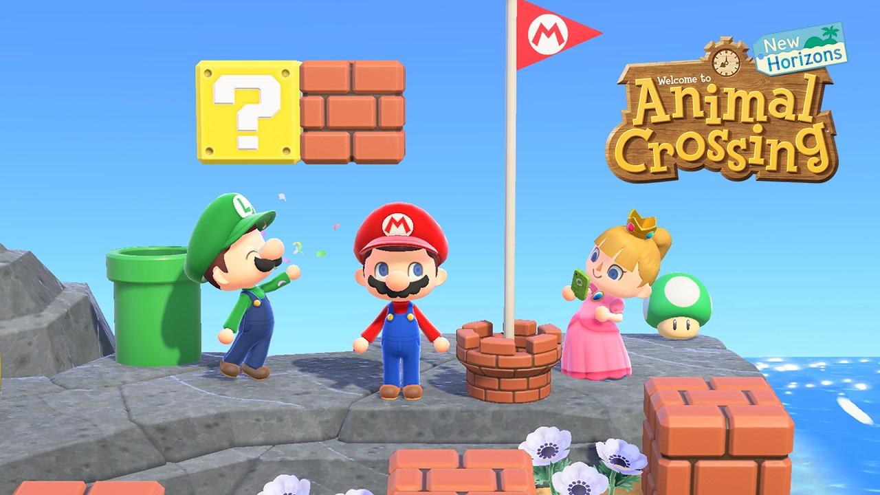 Animal Crossing New Horizons Update 1.8