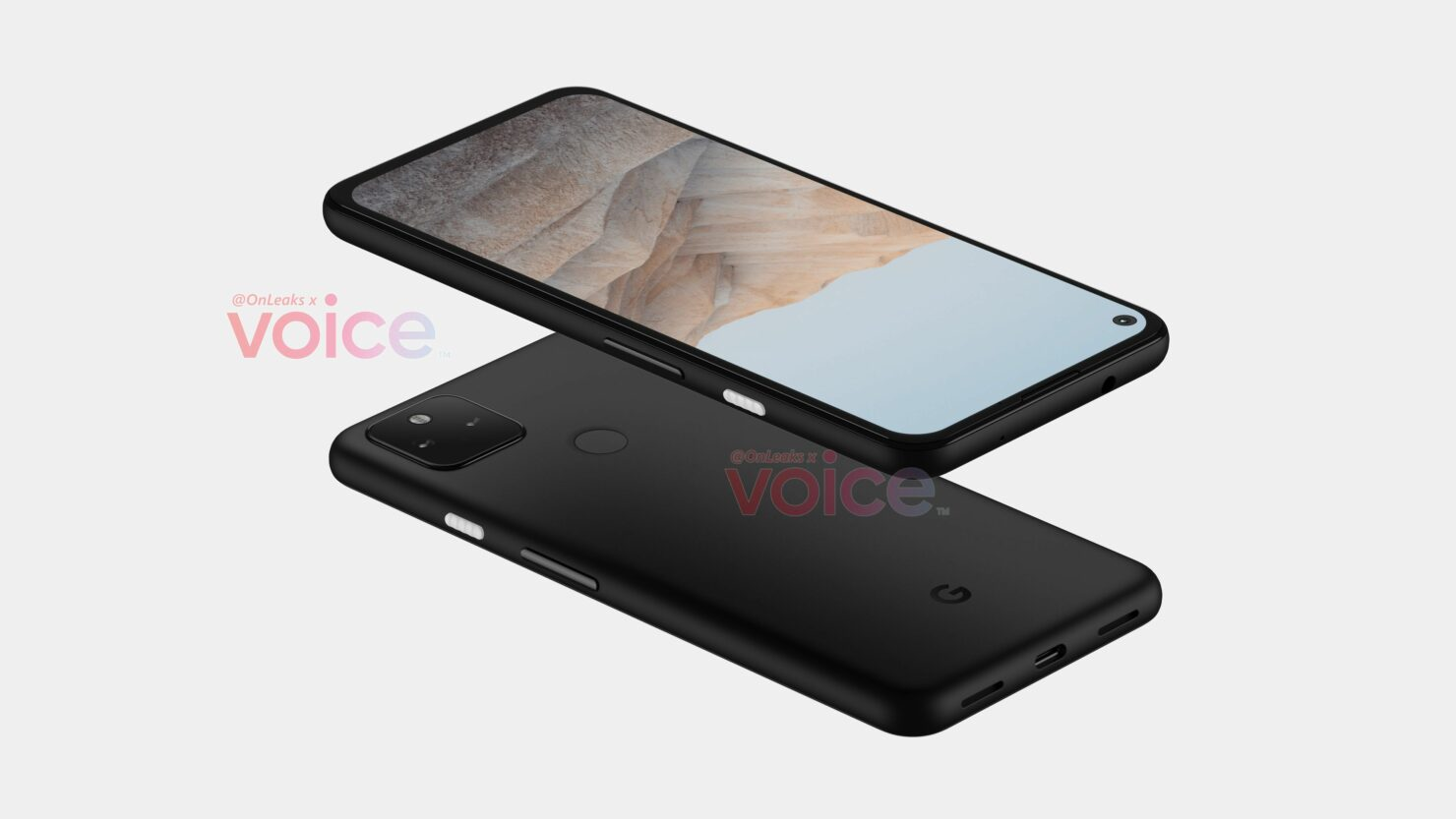 Google Pixel 5a Renders Show a Shockingly Similar Design to Pixel 4a 5G