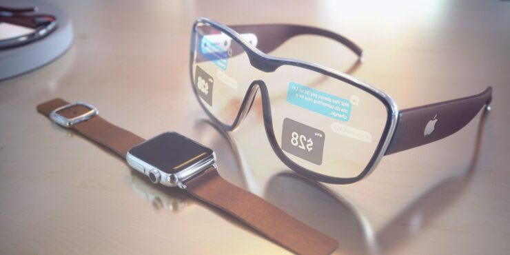 TSMC Reportedly Developing microLED Screens for Apple's AR Glasses