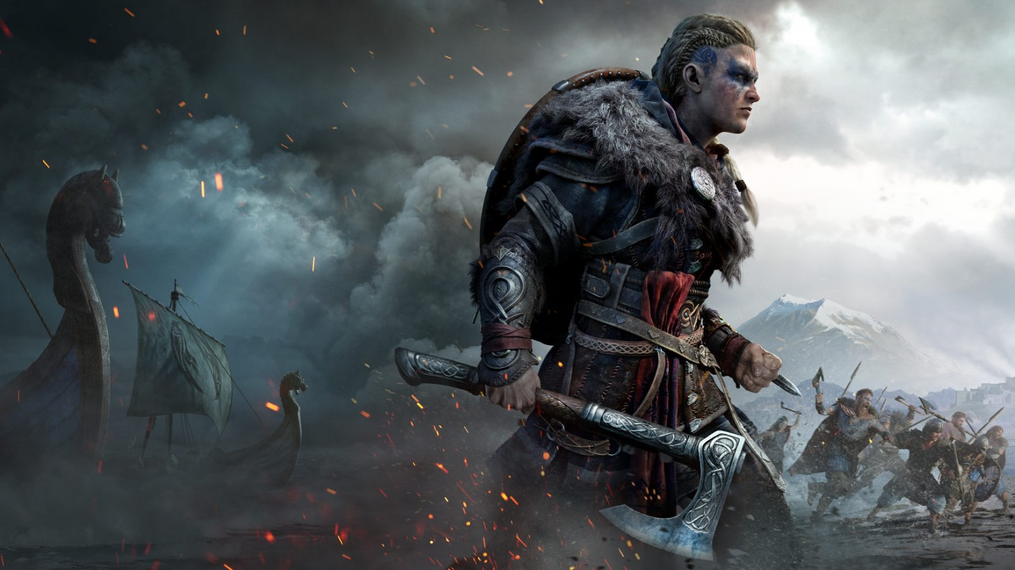 Assassin's Creed Valhalla Update 1.1.2