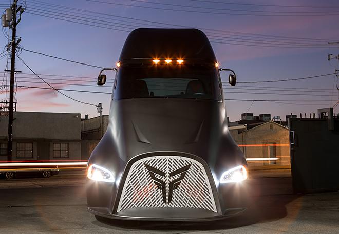 Xos Trucks