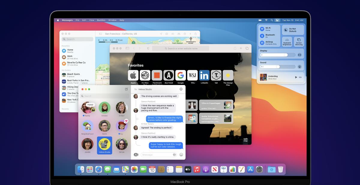 Download macOS 11.2.1 Big Sur for MacBook Pro