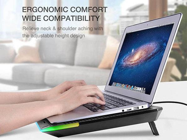 HAVIT Gaming Laptop Cooling Pad